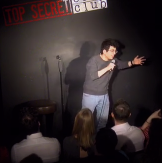 Top Secret Comedy Club, London